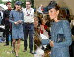 Catherine, Duchess of Cambridge In M Missoni – Diamond Jubilee Nottingham Visit