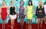 Red Carpet Trends: Peplum Dresses
