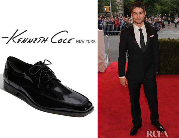 Chace Crawford Kenneth Cole
