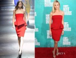Charlize Theron In Lanvin - 2012 MTV Movie Awards