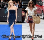Best Dressed Of The Week - Charlize Theron In Christian Dior Couture & Olivia Palermo In Parker