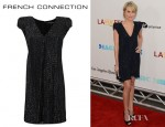 Chelsea Kane's French Connection Quasar Nights Dress