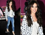 Cheryl Cole In ASOS - 'A Million Lights' HMV Gateshead Album Signing