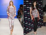 Cheryl Cole In Isabel Marant - 'A Million Lights' HMV Whiteleys Album Signing