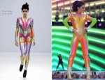 Cheryl Cole In Pam Hogg - Capital FM's Summertime Ball
