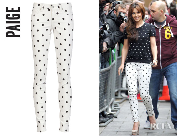 Cheryl Cole Paige Denim