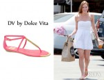 Christa B. Allen's DV by Dolce Vita Archer Sandals