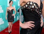 Christina Ricci In Christian Siriano for Timex - 2012 MTV Movie Awards