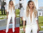 Ciara In Balmain - 'That's My Boy' LA Premiere