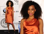 Corinne Bailey Rae In Sophie Theallet - Friars Club and Friars Foundation Honor of Tom Cruise