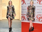 Dakota Fanning In Proenza Schouler – 2012 CFDA Fashion Awards