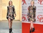 Dakota Fanning In Proenza Schouler – 2012 CFDA Fashion Awards