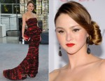 Devon Aoki In Alice + Olivia – 2012 CFDA Fashion Awards