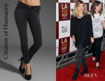 Drew Barrymore's Citizens Of Humanity Thompson Medium Rise Jeans