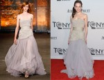 Elizabeth A. Davis In Christian Siriano - 2012 Tony Awards