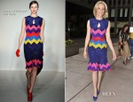 Elizabeth Banks In House of Holland - Good Morning America