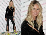 Elle Macpherson In Louis Heal – 'Britain & Ireland's Next Top Model' Press Launch