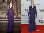 Ellen Barkin In L'Wren Scott - 2012 Tony Awards