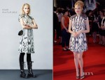 Emma Stone In Fendi - 'The Amazing Spider-Man' Seoul Premiere