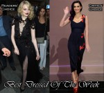 Best Dressed Of The Week - Emma Stone In Gucci & Katy Perry In Roland Mouret