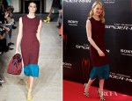 Emma Stone In Roksanda Ilincic - 'The Amazing Spider-Man' Madrid Photocall