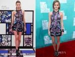 Emma Watson In Brood - 2012 MTV Movie Awards