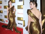 Emmy Rossum In Donna Karan – 2012 Critics' Choice Television Awards