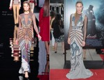 Erin Wasson In Etro - 'Abraham Lincoln: Vampire Hunter' New York Premiere