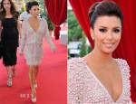Eva Longoria In Emilio Pucci - Monaco Palace Cocktail Party
