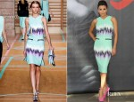 Eva Longoria In Versus - 52nd Monte Carlo TV Festival - 'Desperate Housewives' Photocall