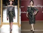 Fan Bingbing In Salvatore Ferragamo – Salvatore Ferragamo Resort 2013 Presentation