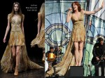 Florence Welch In Julien Macdonald - BBC Radio 1 Hackney Weekend