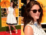 Hilary Rhoda In Fendi - 5th Annual Veuve Clicquot Polo Classic