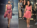 Jada Pinkett-Smith In Lanvin - The Today Show
