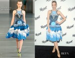 Jaime King In Peter Pilotto - Persol Magnificent Obsessions: 30 Stories Of Craftmanship In Film Event