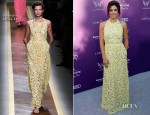 Jenna Dewan-Tatum In Valentino - 11th Annual Chrysalis Butterfly Ball