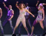 Jennifer Lopez In Zuhair Murad -  'Dance Again' World Tour