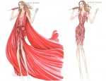 Jennifer Lopez' Tour Wardrobe Designed by Zuhair Murad