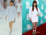 Jessica Biel In Chanel - 2012 MTV Movie Awards