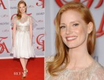 Jessica Chastain In Prabal Gurung – 2012 CFDA Fashion Awards