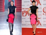 Jessica Pare In Jason Wu - 2012 CFDA Fashion Awards