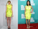 Julia Jones In Joy Cioci - 2012 MTV Movie Awards