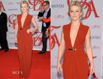 Julianne Hough In Kaufmanfranco – 2012 CFDA Fashion Awards