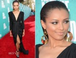 Kat Graham In Maria Lucia Hohan - MTV Movie Awards