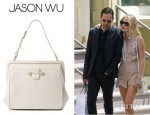 Kate Bosworth's Jason Wu Daphne Leather Satchel