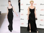 Katherine Heigl In Monique Lhuillier - 40th AFI Life Achievement Award Honoring Shirley MacLaine