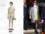 Katy Perry In Carven - Apollo West End Cinema