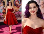 Katy Perry In Dolce & Gabbana - 'Katy Perry: Part of Me 3D' LA Premiere
