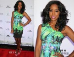 Kelly Rowland In Robert Cavalli - VEGAS Magazine 9th Anniversary Party