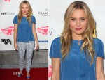 Kristen Bell In Vanessa Bruno - 'Hit & Run' Screening